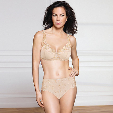 Playtex - Natural +Sophisticated Tulle+ bra