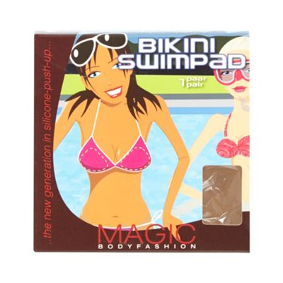 Silicone bikini Swim Pads