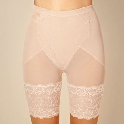 Natural control lace