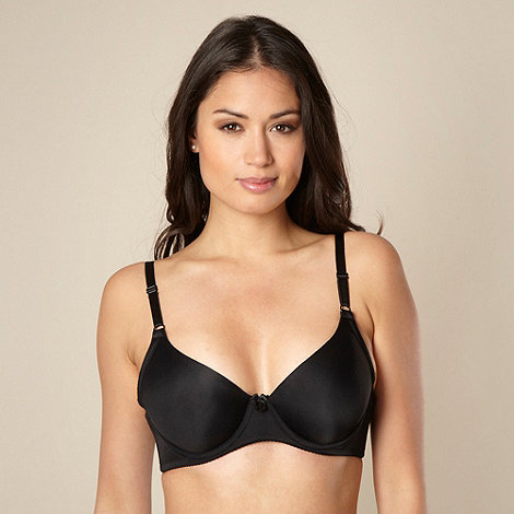 Fashion Forms - Black original smooth push up water bra