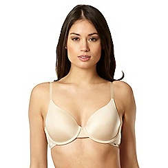 Debenhams - Natural 'Invisible' t-shirt bra