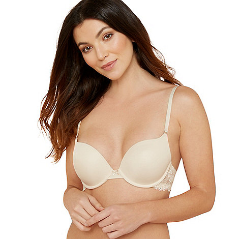 Debenhams - Natural lightweight push up bra