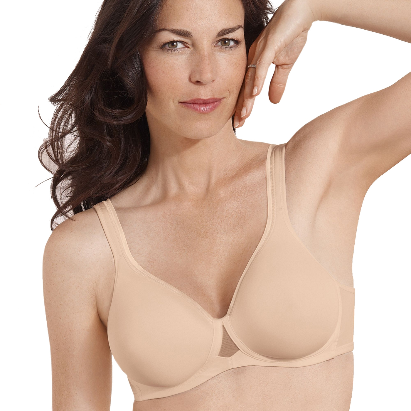 c6db19a7d2 Playtex Natural Absolute Comfort bra on PopScreen