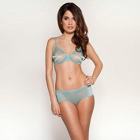 Gossard - Aqua +Glossies+ sheer bra