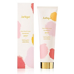 Jurlique - Limited edition 'Rose Handpicked 2017' hand cream