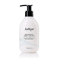 Jurlique - 'Lemon Geranium And Clary Sage' restoring body lotion 300ml