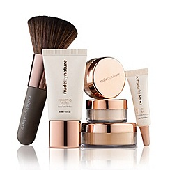 Nude by Nature - 'Complexion Essentials' starter kit