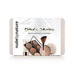 Nude by Nature - 'Bondi Shores' deluxe contour kit
