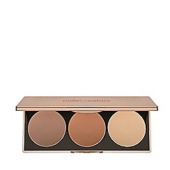 Nude by Nature - 'Contour' palette