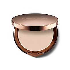 Nude by Nature - 'Mattifying' pressed setting powder 10g
