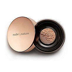 Nude by Nature - 'Radiant' loose powder foundation 10g