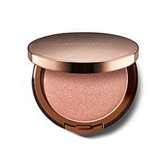 Nude by Nature - 'Sheer Light' pressed illuminator 10g