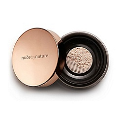 Nude by Nature - 'Translucent' loose finishing powder 10g