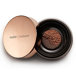 Nude by Nature - 'Natural Glow Bondi' loose bronzer 10g