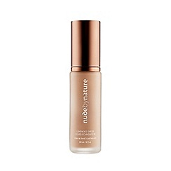 Nude by Nature - 'Luminous Sheer' liquid foundation 30ml