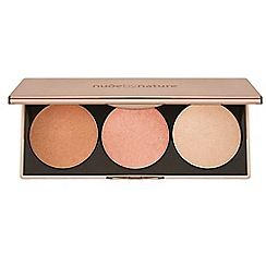 Nude by Nature - 'Highlight' palette