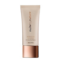 Nude by Nature - 'Sheer Glow' BB cream 30ml