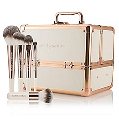 Nude by Nature - 'Expedition Pro' make up brush gift set
