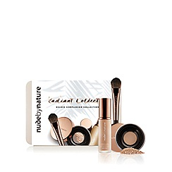 Nude by Nature - 'Radiant Collection Deluxe Complexion' gift set - N3 Latte