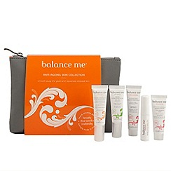 balance me - anti-ageing skin collection