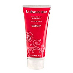Balance Me - Super Toning Body Wash 200ml