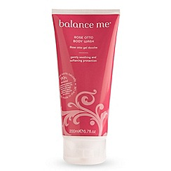 balance me - Rose Otto Body Wash 200ml