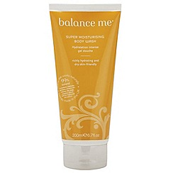 Balance Me - Super Moisturising Body Wash 200ml