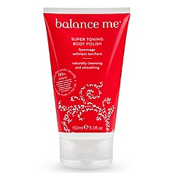 balance me - Super Toning Body Polish 150ml