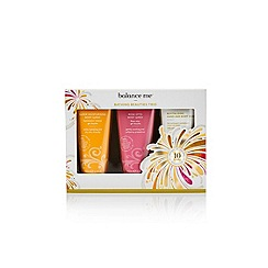 Balance Me - Bathing Beauties Trio Christmas Gift Set