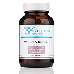 The Organic Pharmacy - Natural Vitamin D (60 caps)