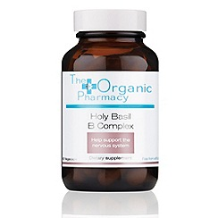 The Organic Pharmacy - Holy Basil B Complex (60 caps)