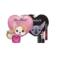 KVD x Too Faced - 'Better Together-Cheek & Lip Makeup Bag' gift set