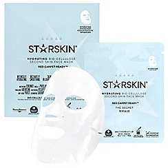 STARSKIN - 'Red Carpet Ready™' hydrating bio-cellulose face mask 40g