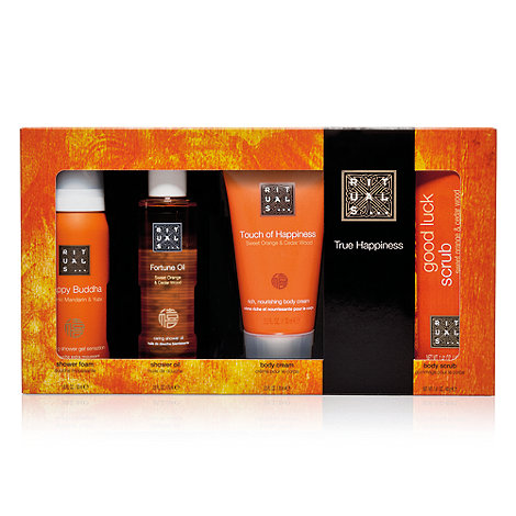 Rituals - Small Laughing Buddha Gift Set