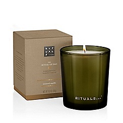 Rituals - 'Lotus Secret' scented candle 290g