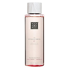 Rituals - 'The Ritual of Sakura' bath foam 500ml