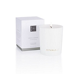 Rituals - 'Spring Garden' scented candle
