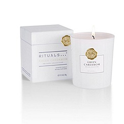 Rituals - 'Green Cardamom' scented candle