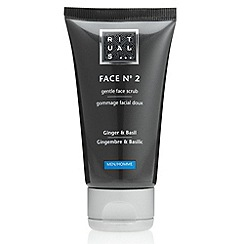 Rituals - No.2 Gentle face scrub for men 75ml