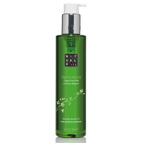Rituals - +Sakura+ spring shower oil 200ml