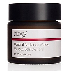 Trilogy - 'Mineral Radiance' mask 60ml