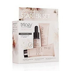 Trilogy - Discover start set rosehip - Sensitive