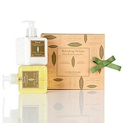L'Occitane en Provence - Verbena Hand Wash & Lotion Duo Gift Set