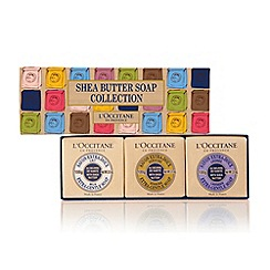 L'Occitane en Provence - Shea Butter Soap Trio Gift Set