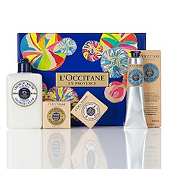 L'Occitane en Provence - Debenhams Exclusive: Pampering Shea Butter Collection Gift Set