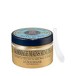 L'Occitane en Provence - One minute hand scrub 100ml