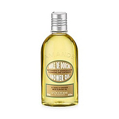 L'Occitane en Provence - 'Almond' cleaning and softening shower oil 250ml