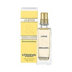 L'Occitane en Provence - 'Jasmin & Bergamote' Eau de Toilette 75ml