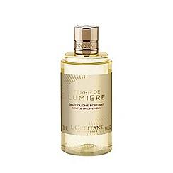 L'Occitane en Provence - Terre De Lumière' gentle shower gel 250ml