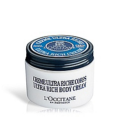 L'Occitane en Provence - 'Shea Butter' ultra rich body cream 200ml